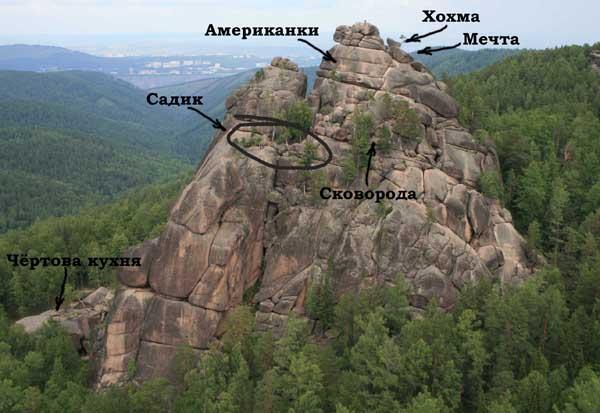 2 столб красноярск фото